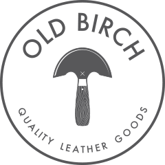 Old Birch Workshop :: Hand made leather goods in Halifax Nova Scotia