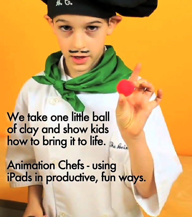 Animating Kids