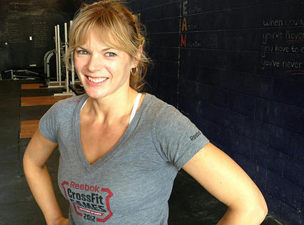 Meghan LeBlanc - CrossFit Coach & Owner of Peninsula CrossFit