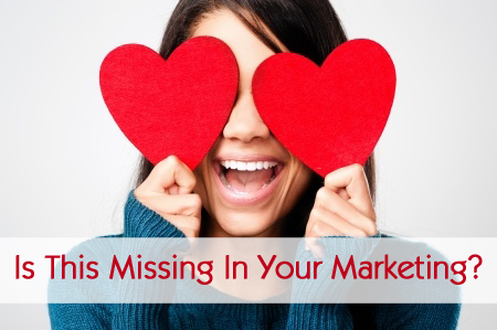 Is this missing in your marketing?