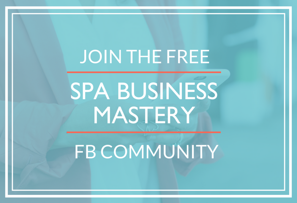 spa business management