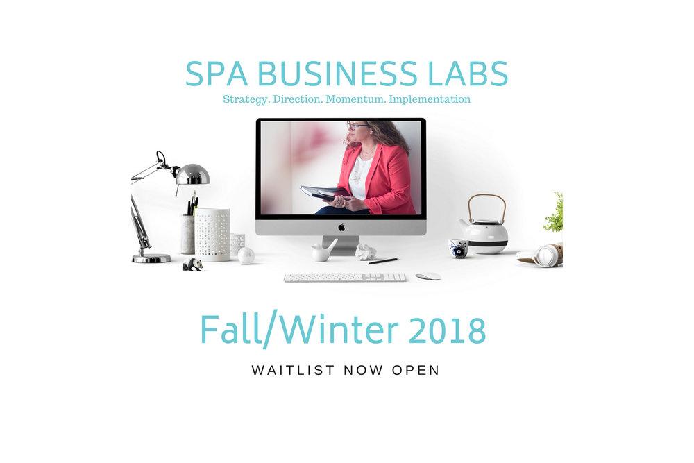Spa Business Marketing Ideas