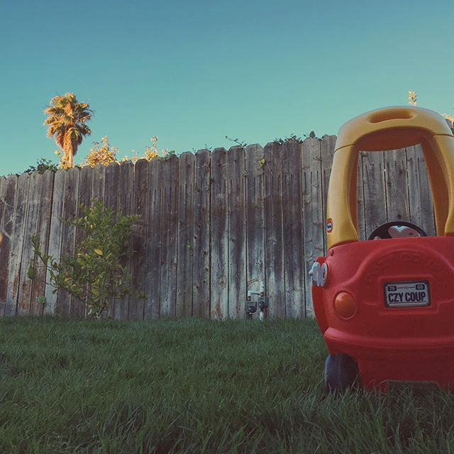 #backyard #tarahills #california #littletikes