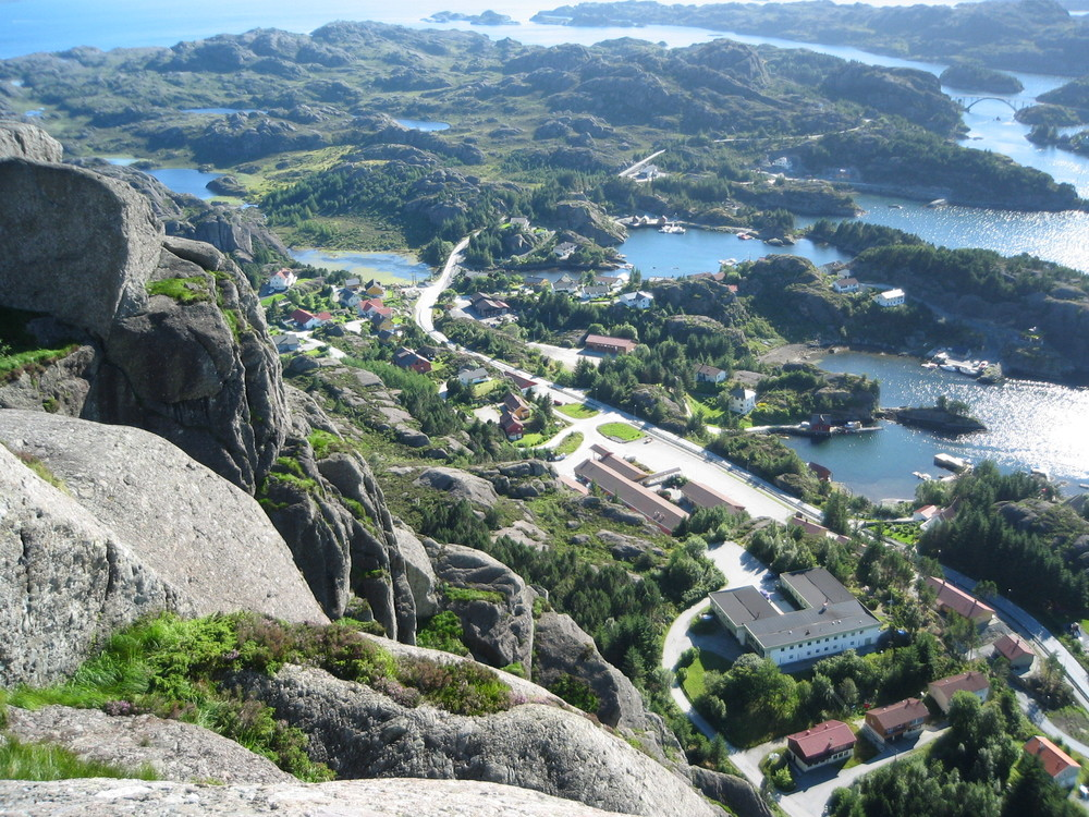 the island of Sula, western Norway