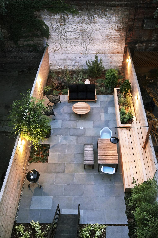 backyards u0026 patio design brooklyn new york city new eco