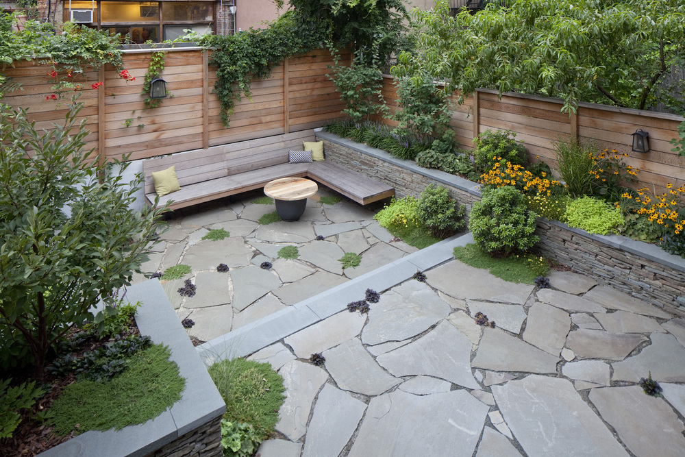BOERUM HILL LANDSCAPE ARCHITECTURE