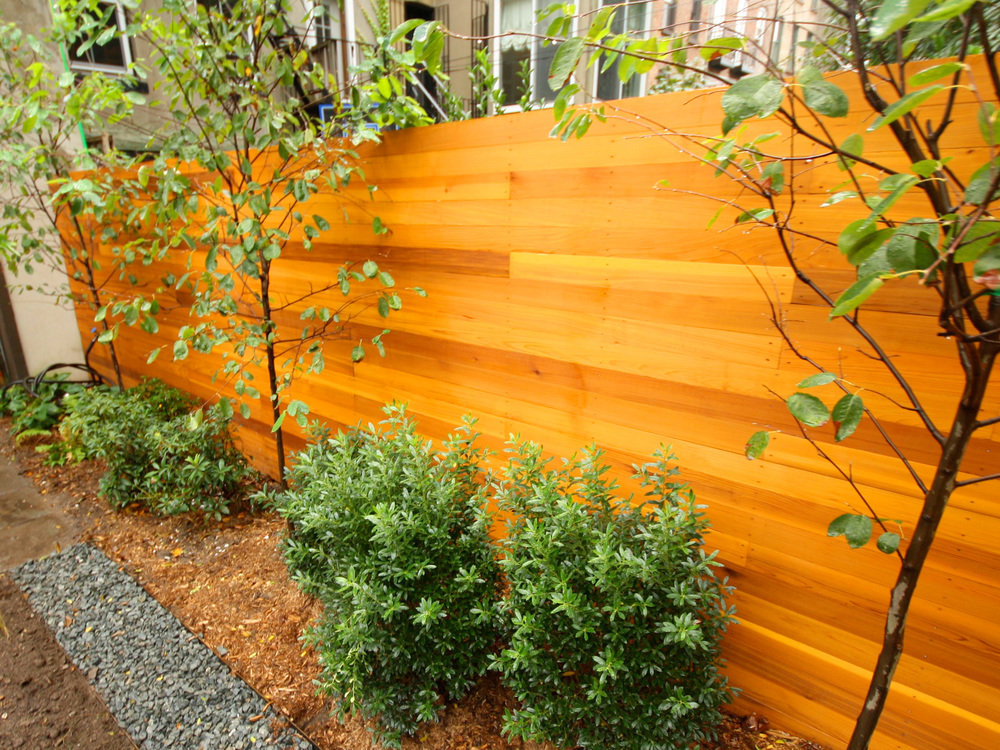 Cobble Hill Garden Fence