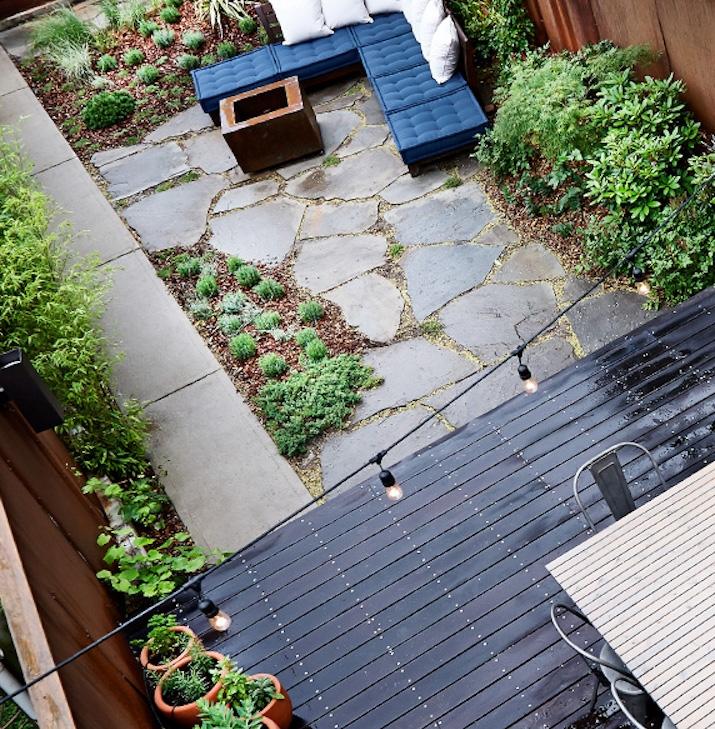 Red Hook, Brooklyn Garden Design