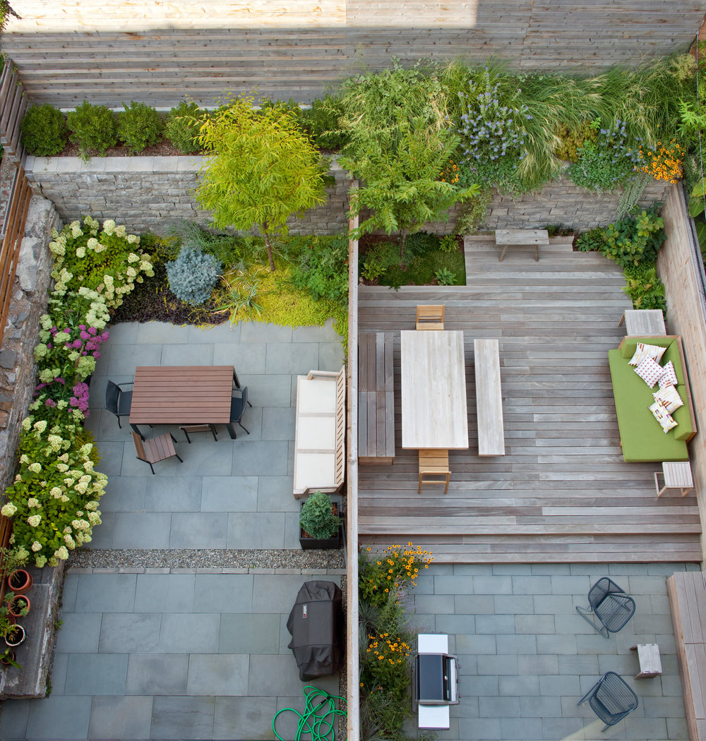 Rooftop garden designs brooklyn new york city new for Garden design brooklyn