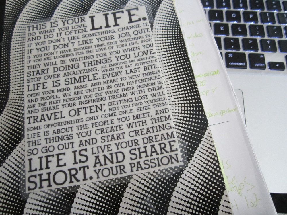 "No More Mantras and Big Task ""Do it or Die"" Life lists!! Talk About Stress!!  - Blog Post SajaEgo.com"