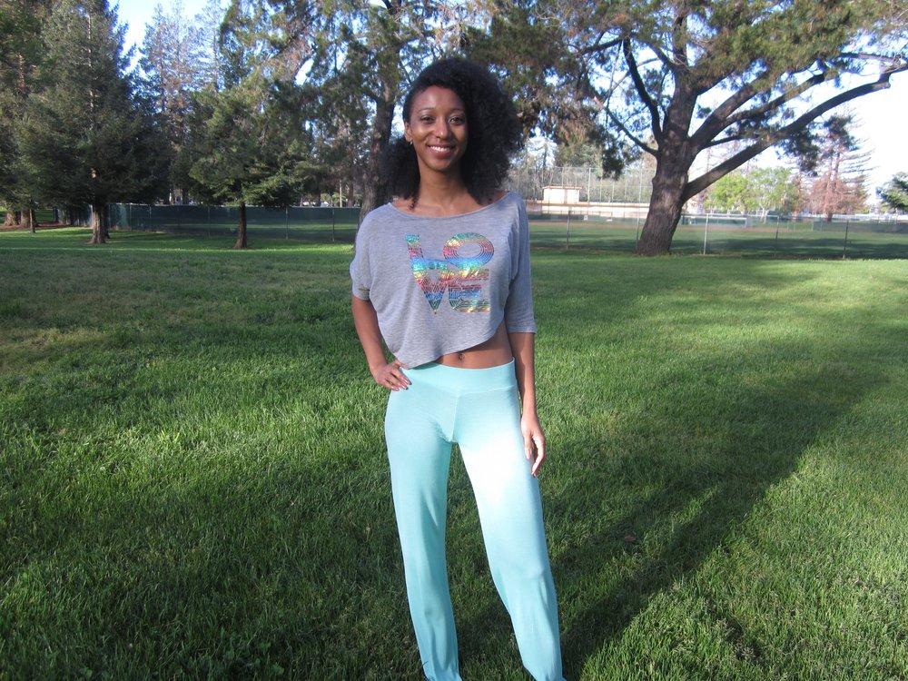 Yoga Pants PDF sewing pattern Instant download SajaEgo