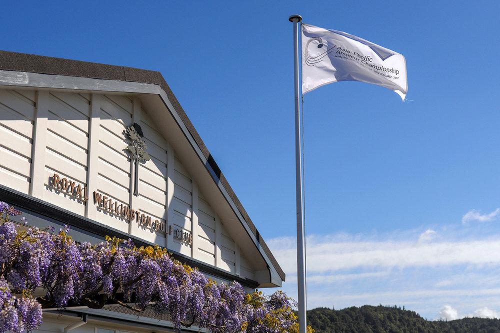 Asia Pacific Amateur Championship Golf Tournament Wellington