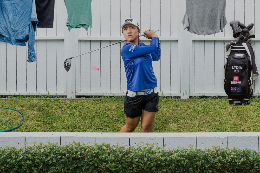 LPGA McKayson New Zealand Women's Open Golf Tournament