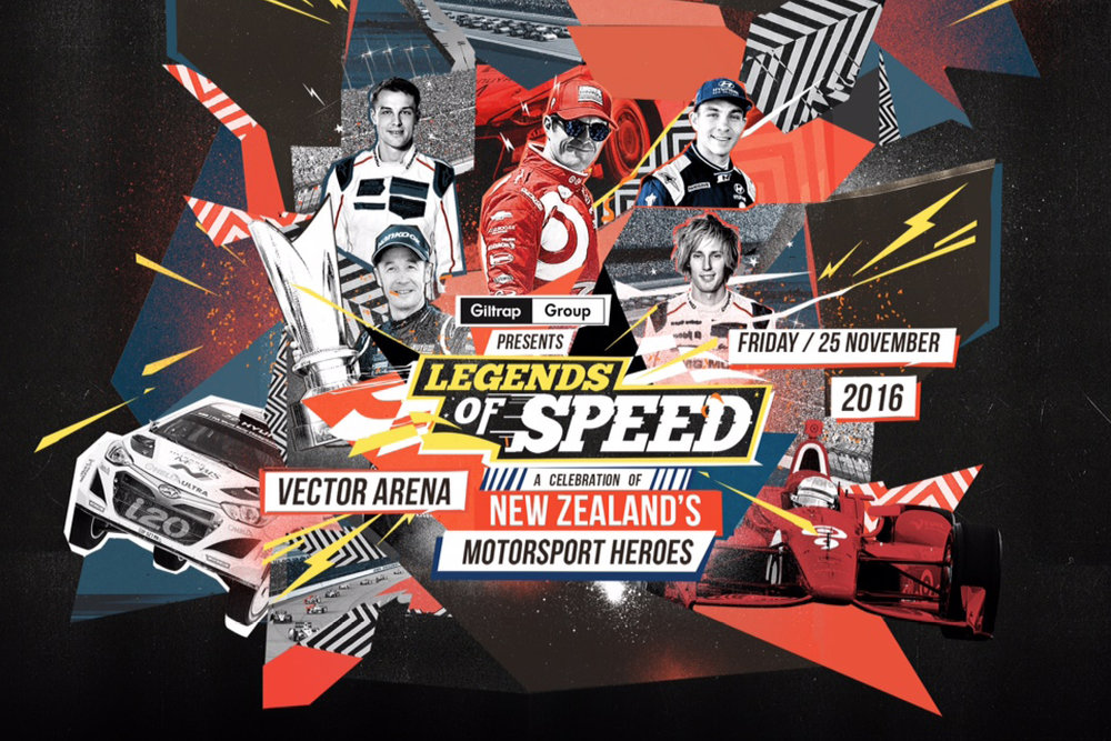 Legends of Speed Motorsport New Zealand