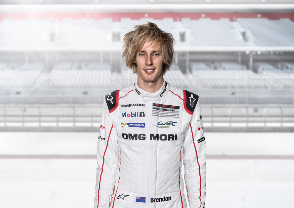 BRENDON HARTLEY   XX