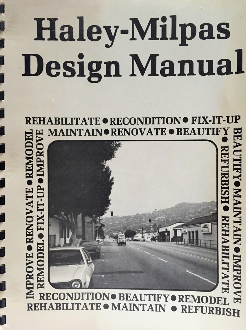 Co-Authored Haley-Milpas Design Manual