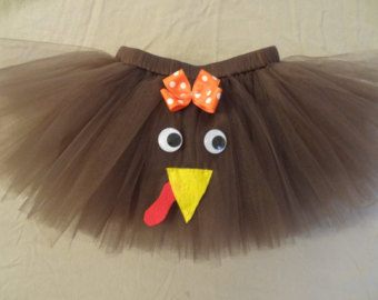 Check out this Turkey Tutu on Etsy