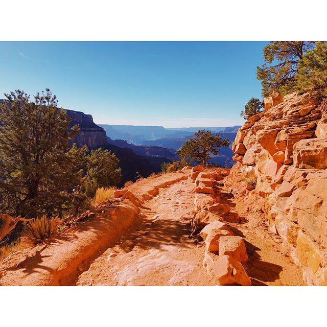 I'm spending this week in Arizona with my brother @samuel.albin and thus far have hit the Grand Canyon and Tumacacori National Park! Here are a few tidbits 👀 #grandcanyonsouthrim #southkaibabtrail #tumacacori #phoenixarizona #tusconarizona #greenvalleyaz #phoenixaz #tusconaz #travelingphotographer #vsco #instavsco #vscocam #iphone8plus