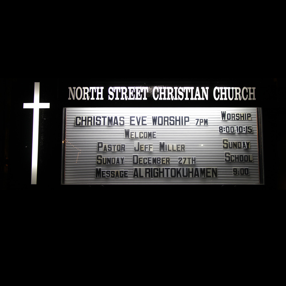 North Street Christian Church - Christmas Eve Service