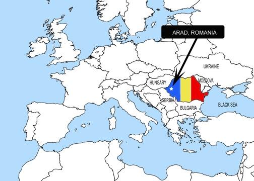Arad Romania