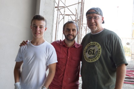 Building a Harvest Training Center in Romania