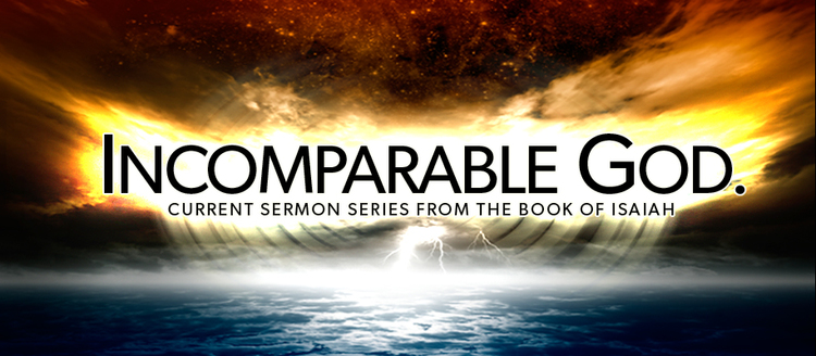 Incomparable God