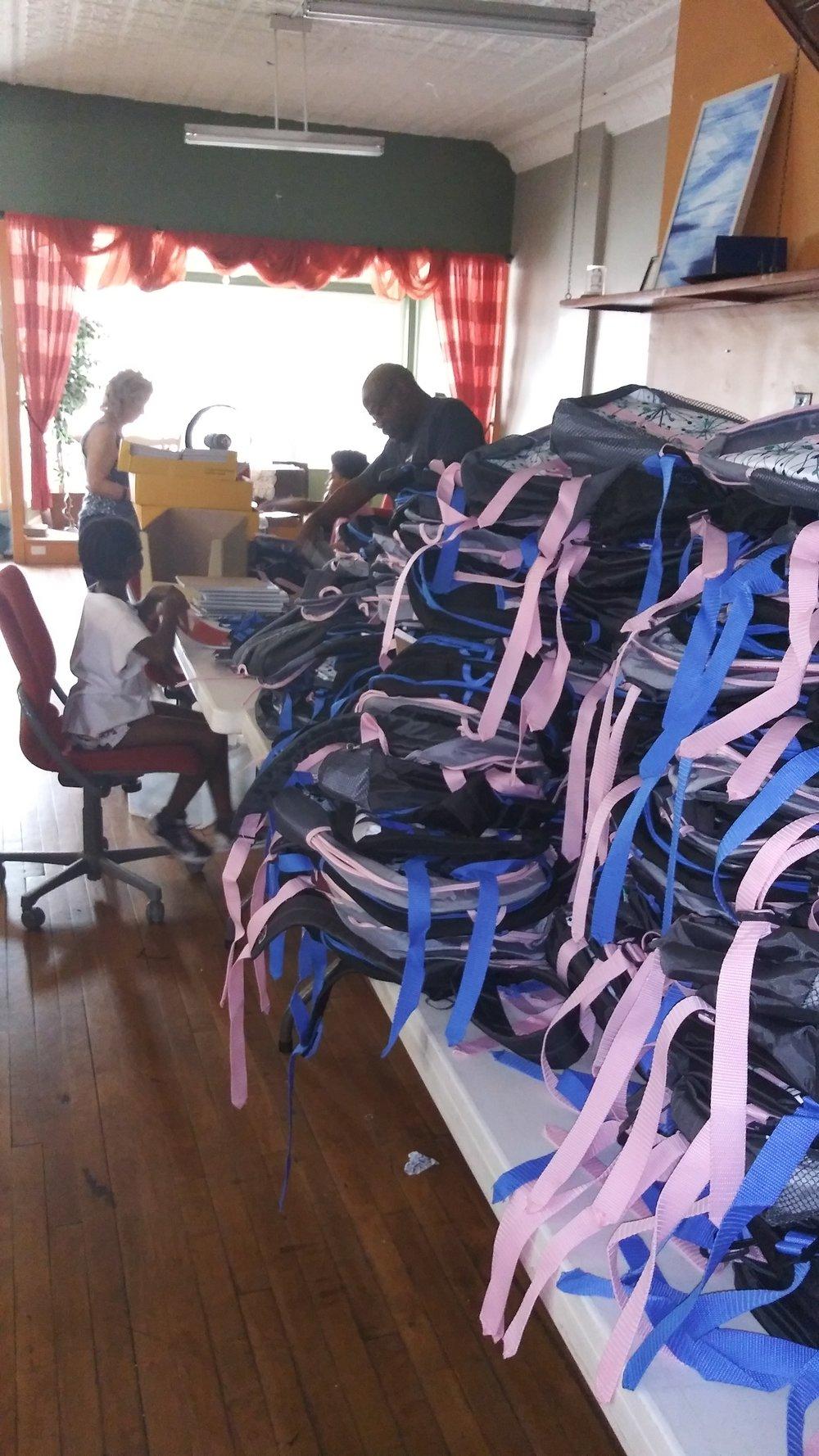 700+ Backpacks