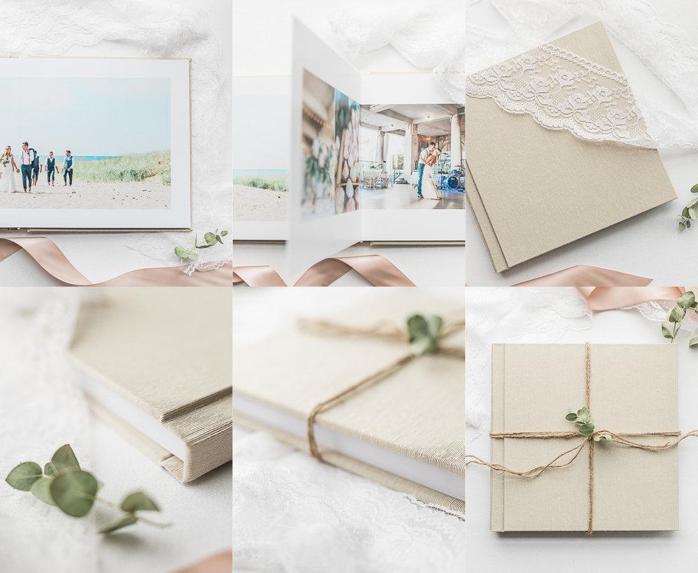 Custom Heirloom Album | Laurenda Marie Photography