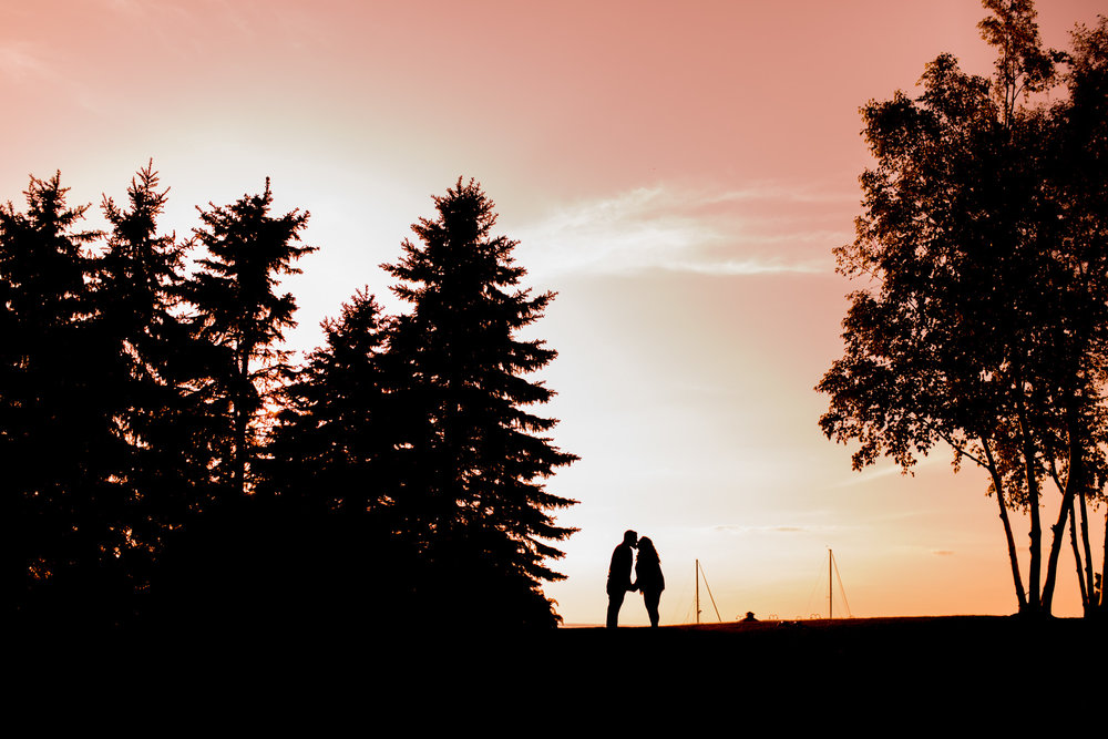 Romantic Petoskey Michigan Proposal on the Pier with Rose Trail   How He Asked   She Said Yes   Laurenda Marie Photography