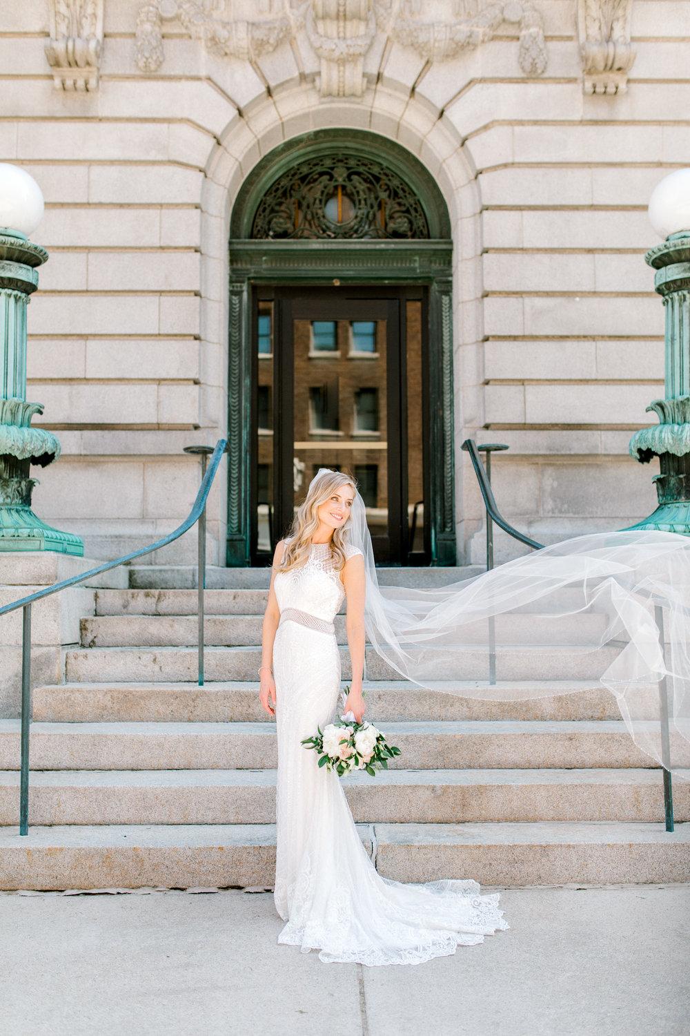 Elegant Blush Pink Country Club Wedding | Laurenda Marie Photography | Grand Rapids Michigan | West Michigan Wedding Photography
