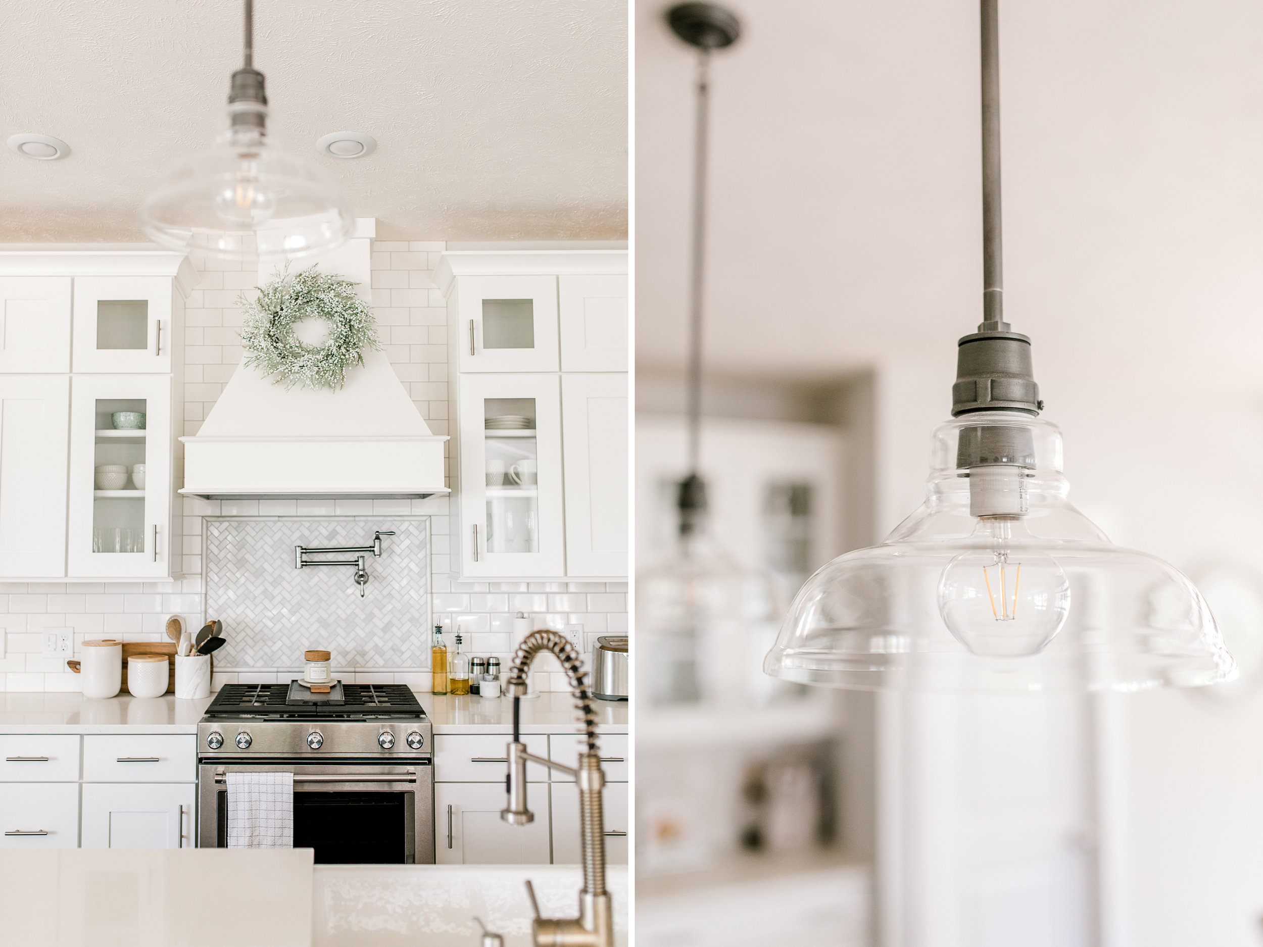 My White Modern Farmhouse Dream Kitchen | Rockford, Michigan ... on modern farmhouse-style, modern kitchen faucet, modern white townhouse, modern white rustic, modern white family, modern white garage, modern white church, modern white log cabin, modern white shed, modern white cottage,