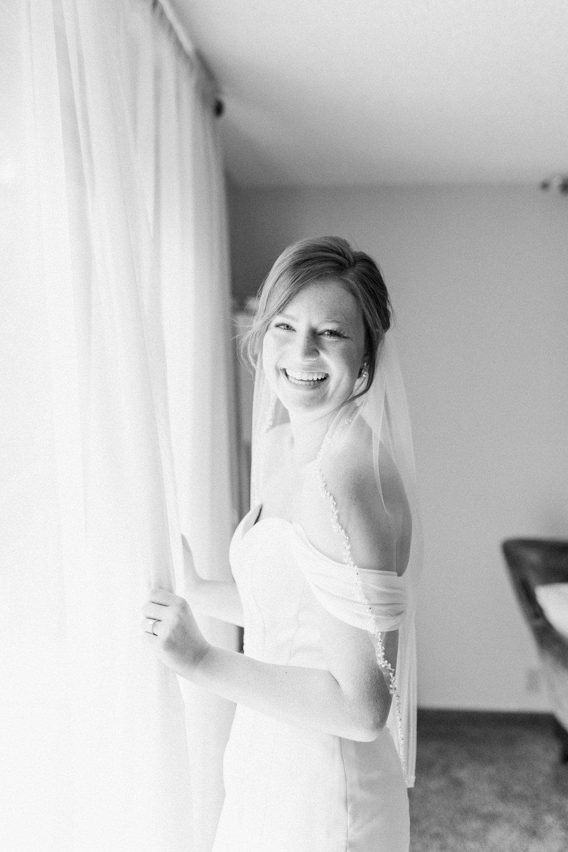 Timeless Wedding at Gable Hill Barn | Michigan Summer Wedding | Marcellus Michigan
