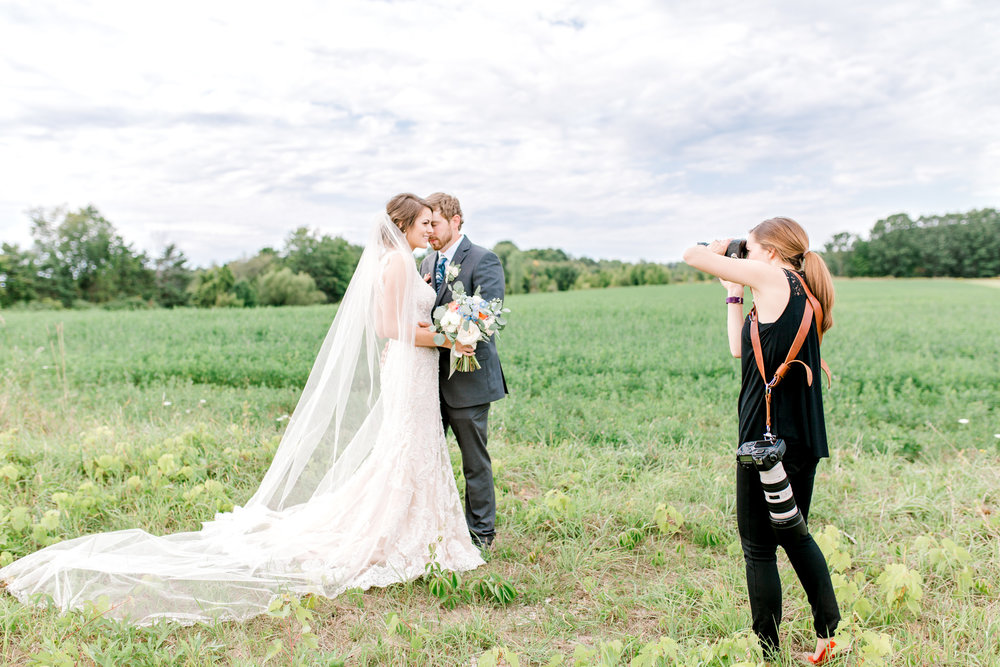 Why I Only Book 10 Weddings a Year | Why Weddings Are A Lot of Work | West Michigan Wedding Photographer | Photography Educator