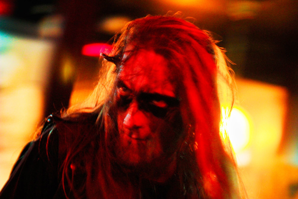 Panzergod. Black metal.