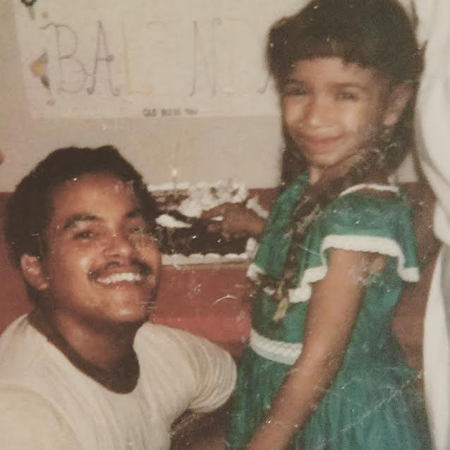 Pedro R. Nieves & Bella De La Cruz (@def_curls) August 1982