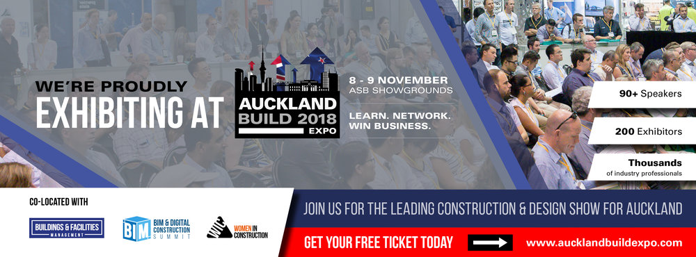 JESANI® will exhibiting at the Auckland Build Expo, 8-9 November 2018