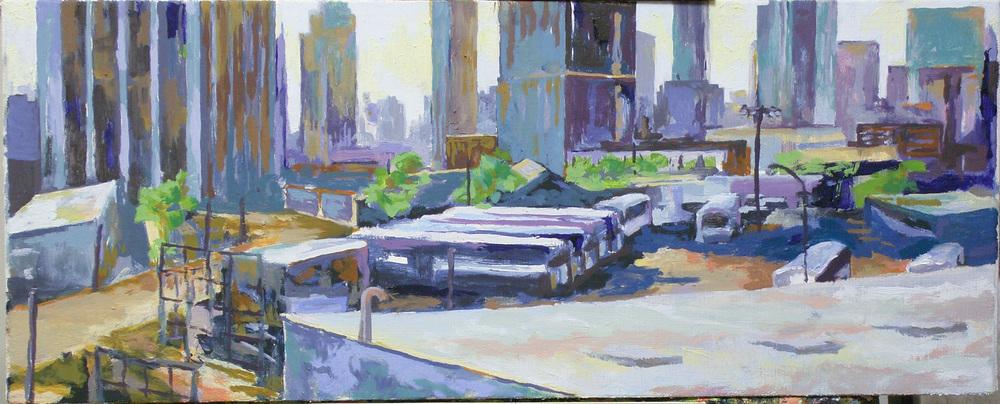 Queens Busyard