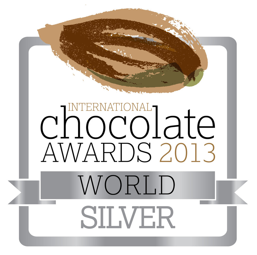 International Chocolate Award World Win 2013