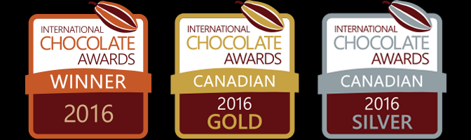 international chocolate award wins 2016