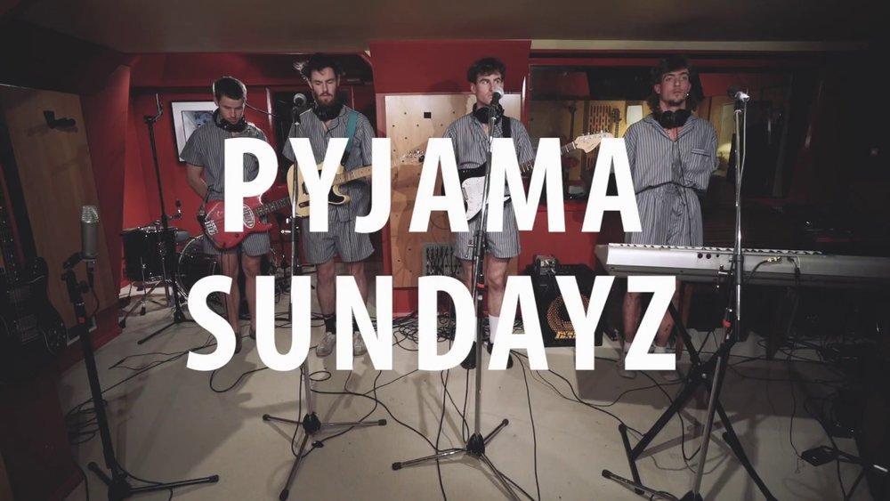 PYJAMA SUNDAYZ