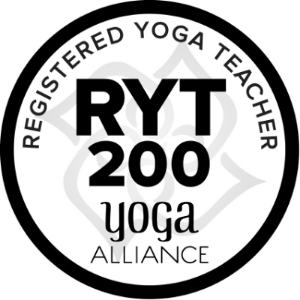 We are a registered Yoga Alliance RYT-200 school
