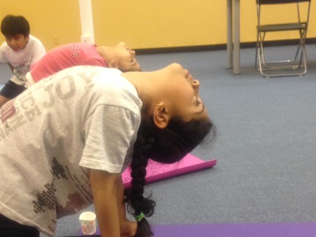 Yoga Bharati Kids Class
