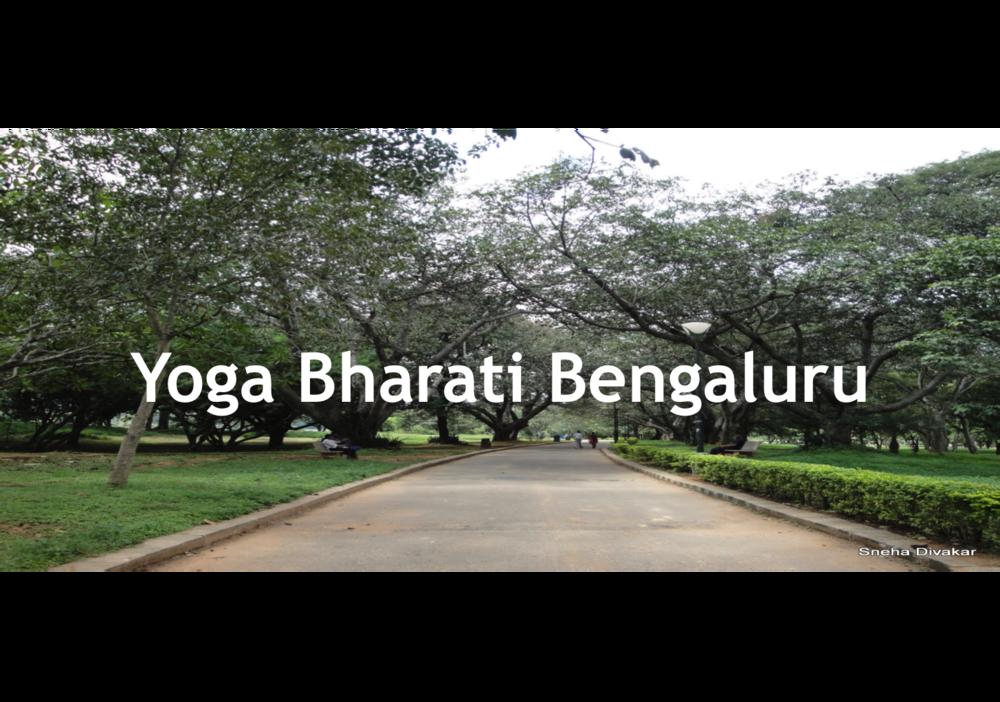 Yoga Bharati Bengaluru