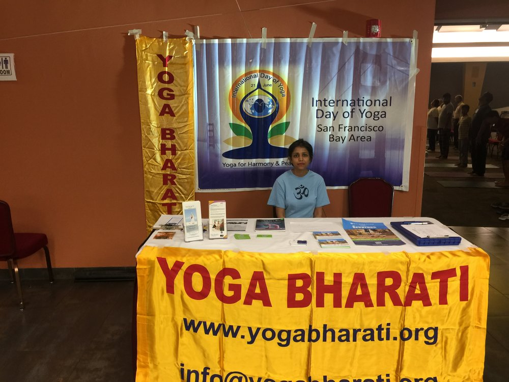International Day of Yoga 2017 at ICC Milpitas