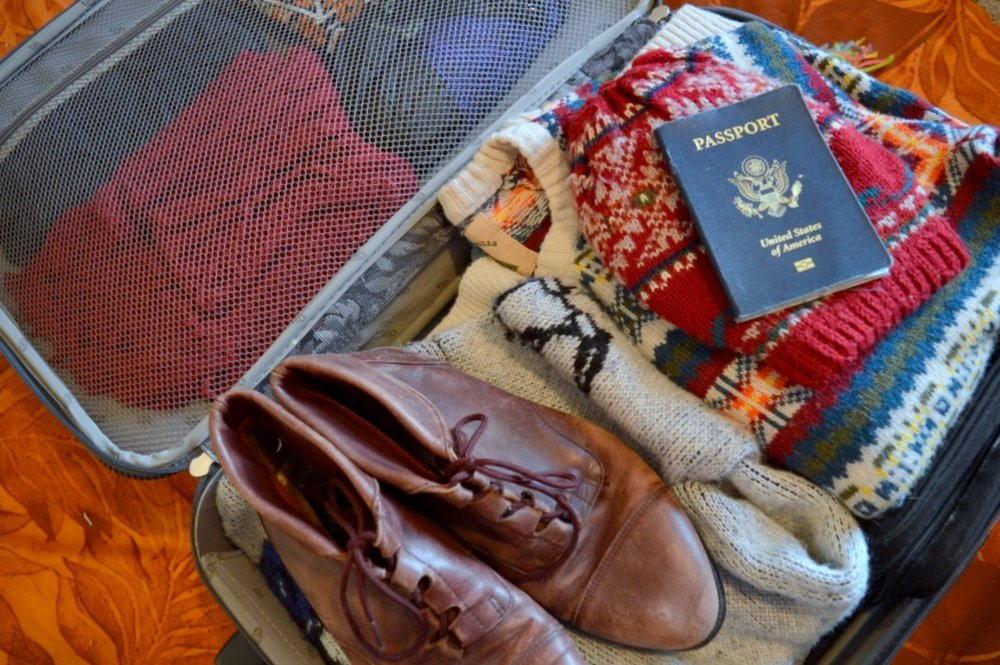 Winter Travel In Europe: How to Pack a Carry On