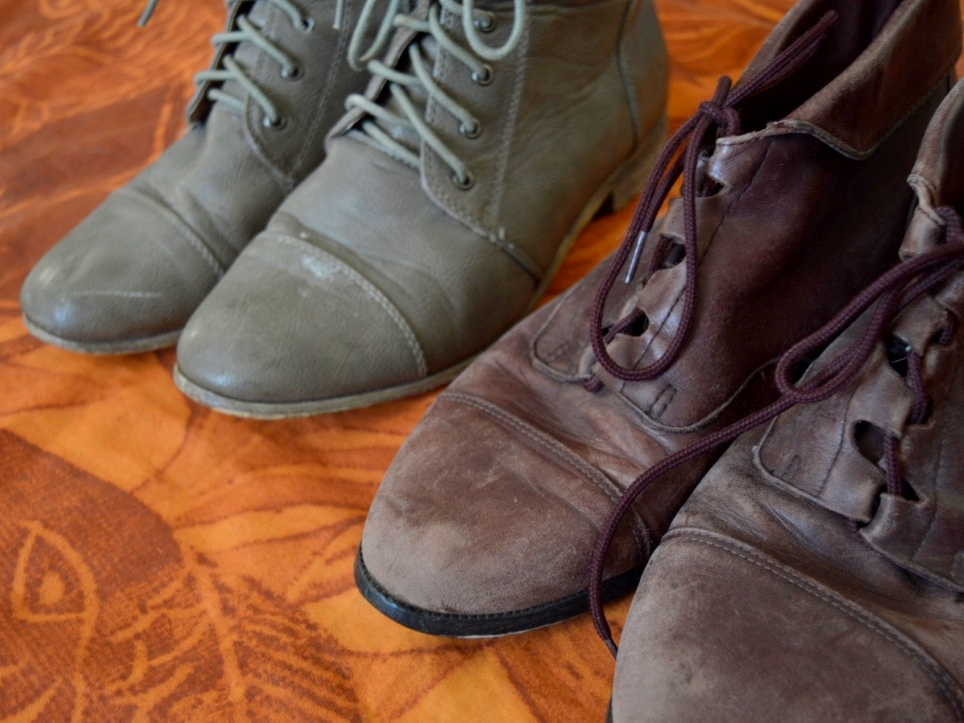 Europe Winter Packing List: Boots