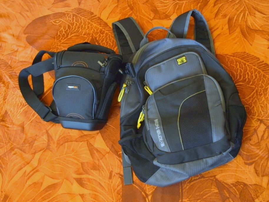 Europe Winter Packing List: Camera Bag