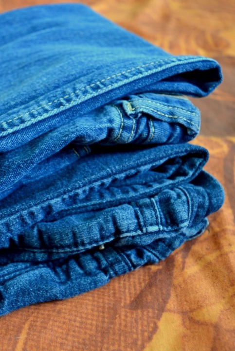 Europe Packing List: Blue JEans