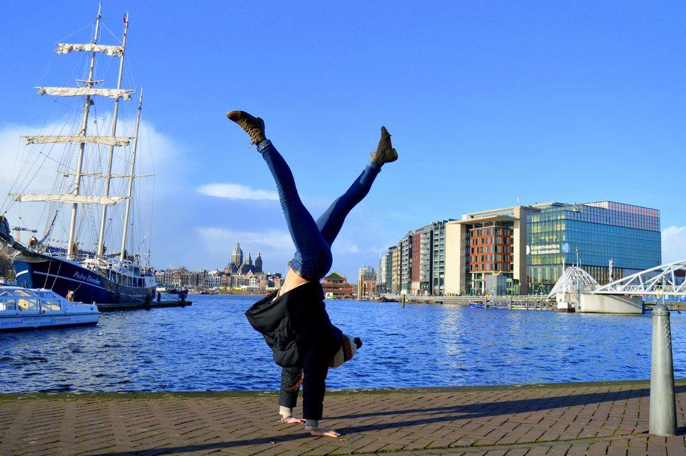 Yoga Everywhere_Amsterdam