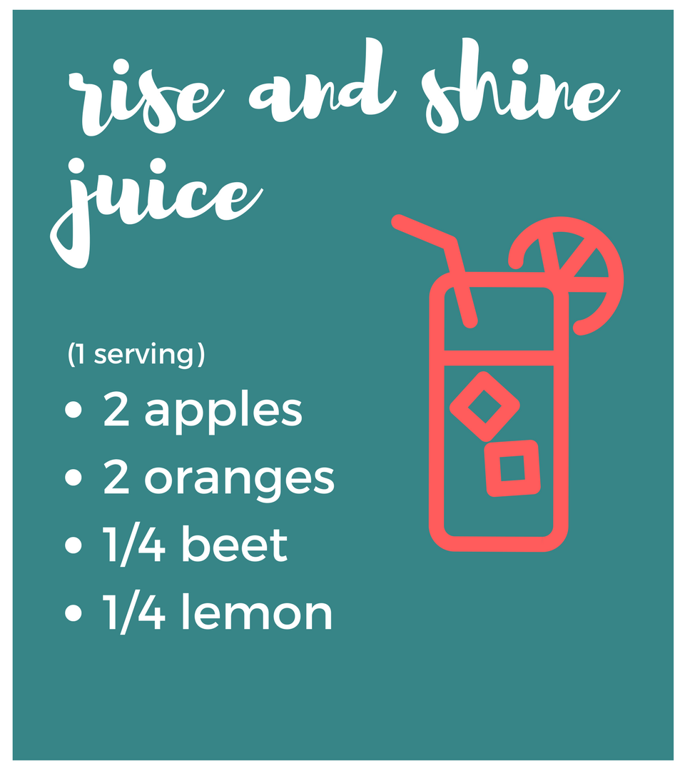 rise-and-shine juice | earthchilderin
